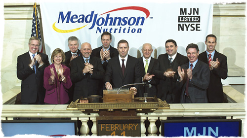 A New Chapter for Mead Johnson